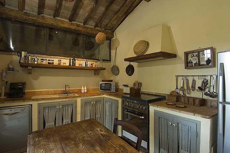 Litet Mysigt Kok : mysigt kok  Lantligt och mysigt kok i Villa Cortese vid